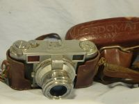 '  LORDOMAT '  Lordomat Cased Rangefinder Camera £49.99